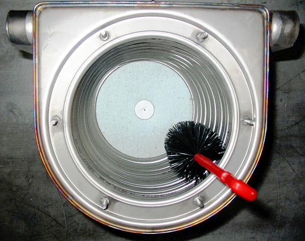 pulizia caldaia condensazione